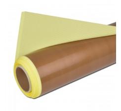 Tesatura din fibra de sticla impregnata cu teflon autoadeziva g=0.25 mm